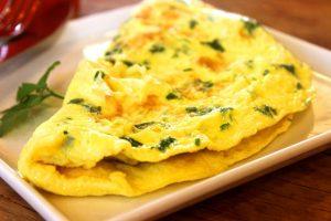 Mic dejun omleta