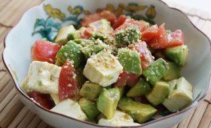 Reteta cina pentru slabit salata tofu