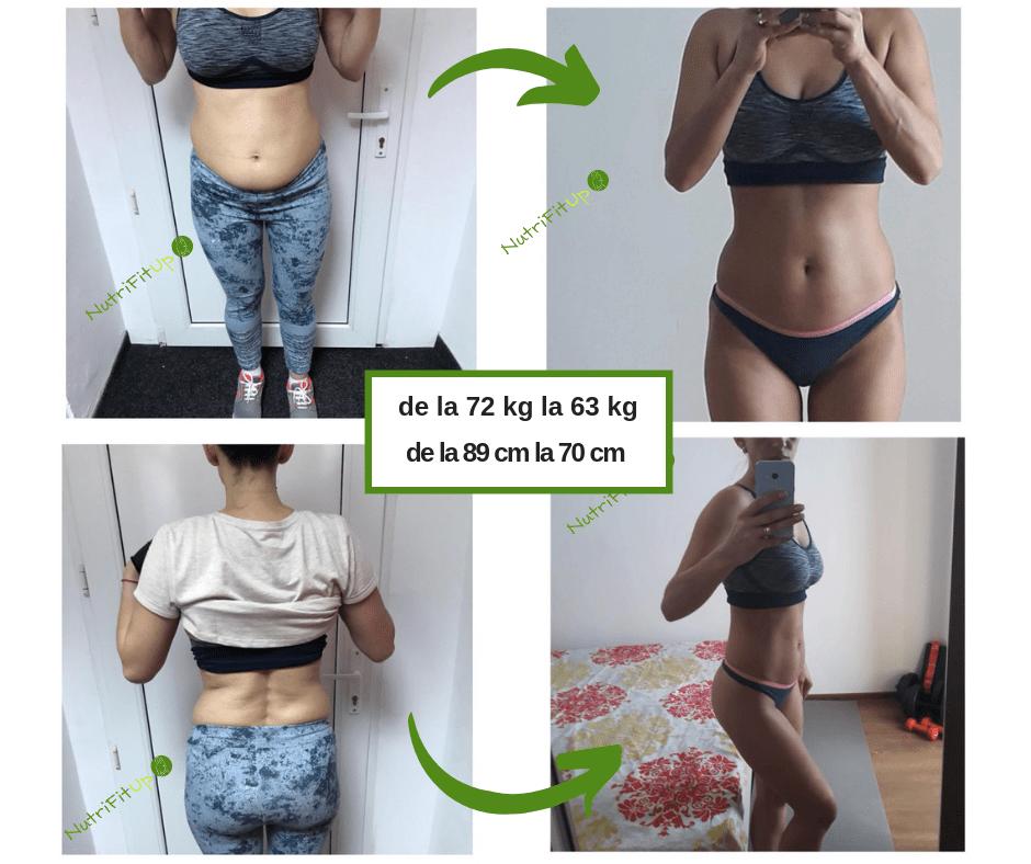 cum să slăbești de la 63 kg