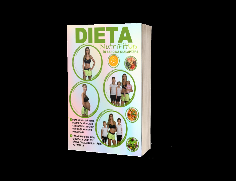 Dieta NutriFitUp in Sarcina si Alaptare