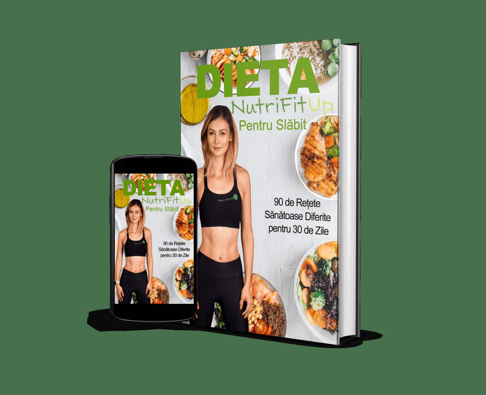 eBook Dieta NutriFitUp Slabit
