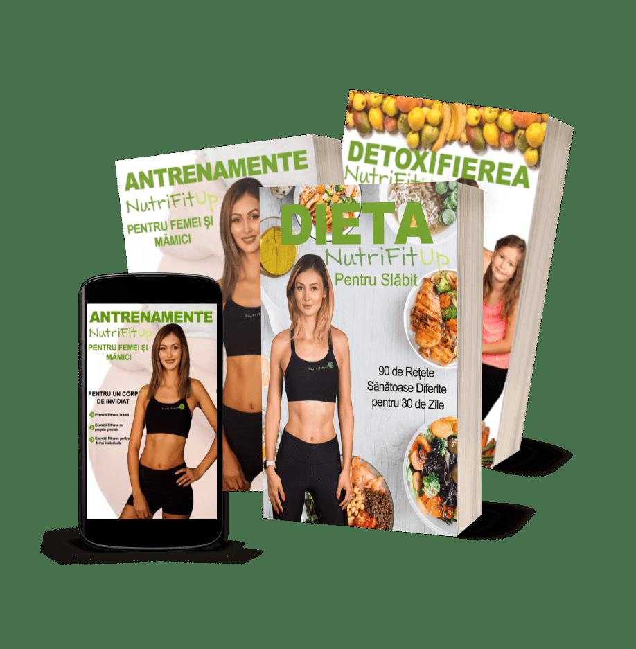 Pachet Slabire NutriFitUp | NutriFitUp