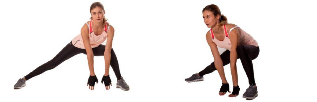 Exercitii de tonifiere pentru picioare