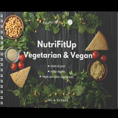 NutriFitUp Retete Vegetariene Vegane si De Post