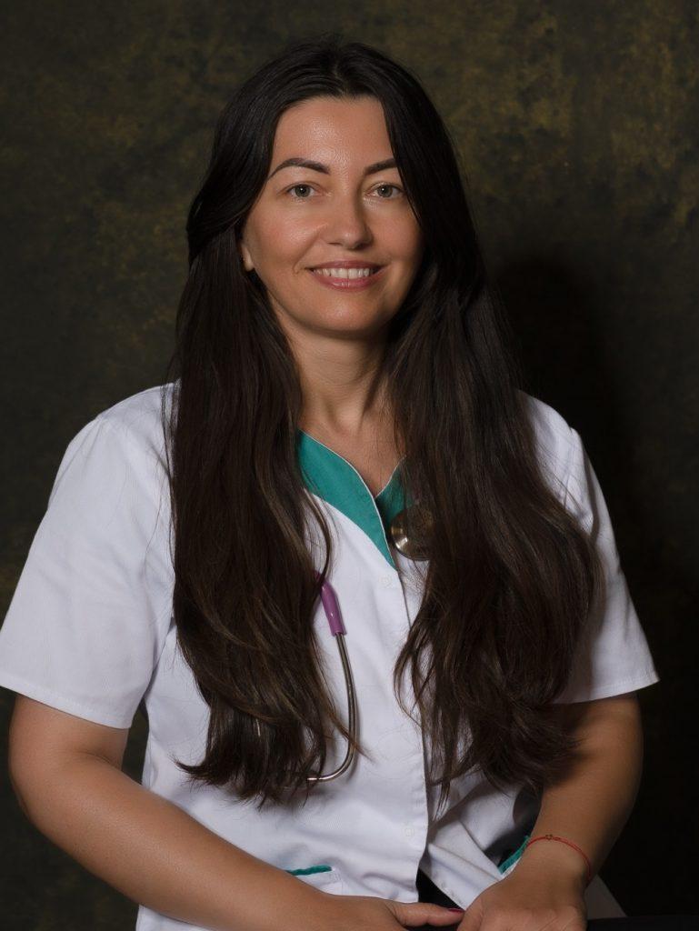 Dr. Alina Dragan Teicu Sannicolau Mare Medic Primar Familie